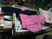 Детский подростковый спортивный костюм для девочки р.140 - 158