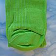 Носки Мужские в стиле Coca Cola салатовые размер 41-45, фото 5