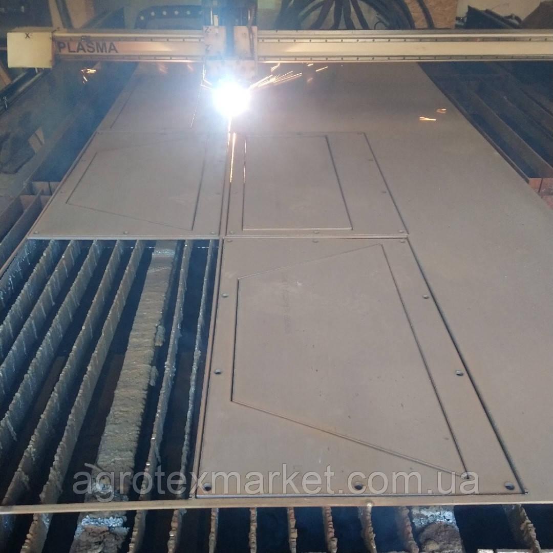Фигурне різання листового металла