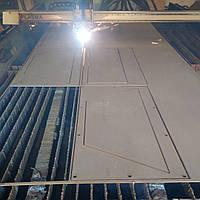 Фигурне різання листового металла, фото 1
