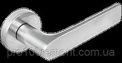 Ручка дверная на розетке Z-1801 MC
