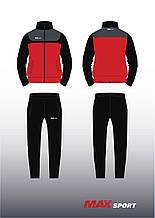 Спортивний костюм, модель MX17002, пошив під замовленння в різних кольорах та розмірах