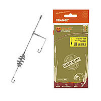 """Оснастка №16 – Оснастка для ловли карася """"стандарт"""" на 2 крючка."""