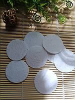Фетровые кружочки ( 100 шт)