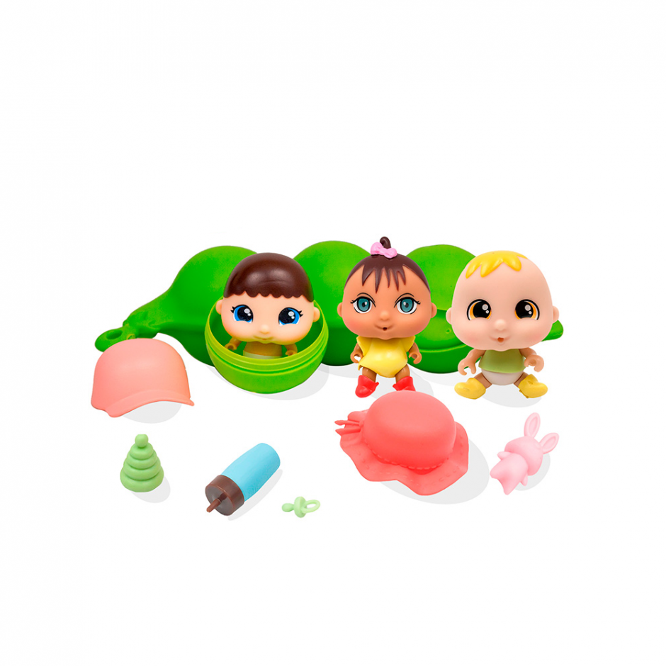 Ігровий набір Малюки Горошки