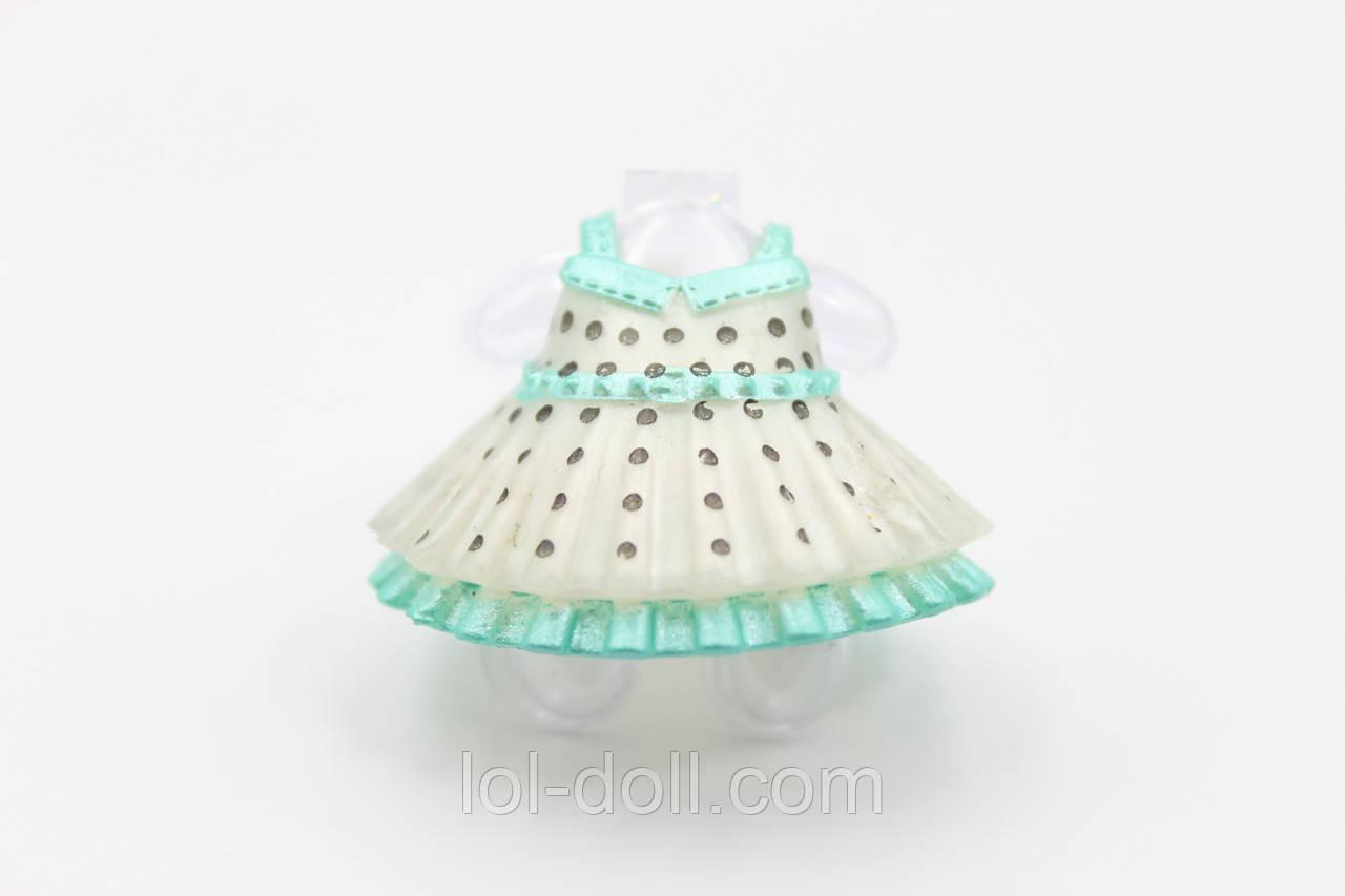 Платье от Куклы LOL Surprise 2 Серия Jitterbug - Леди Ретро Лол Сюрприз Оригинал