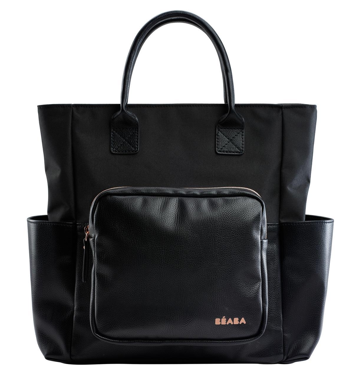Beaba - Сумка для мамы Kyoto, цвет черный