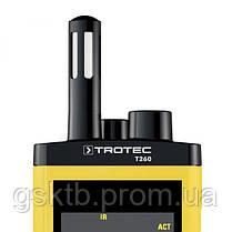 Термогигрометр со встроенным пирометром Trotec T260  (Германия), фото 2