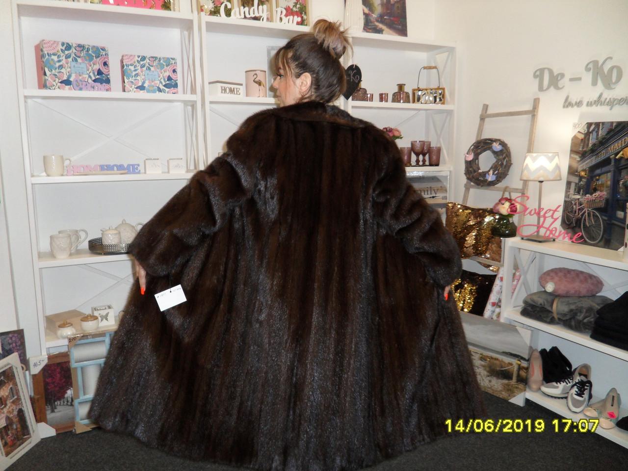 Норковая шуба магазин норковых шуб в Харькове натуральная норка длинная шуба из норки 48 размер рассрочка 0%
