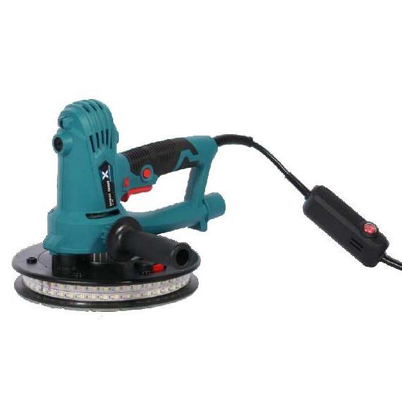 Беспыльная машинка для сухого шлифования стен Dino-Power DP-700A4