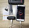 ПоверБанк + Наушники беспроводные  HBQ Q32 Mini TWS. Супер басс! Цвет черный - Фото