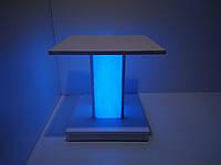Журнальный столик с подсветкой ЖС2