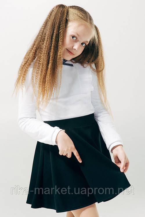 Школьная юбка для девочки, ТМ Смил, 120212, возраст 7 - 9 лет