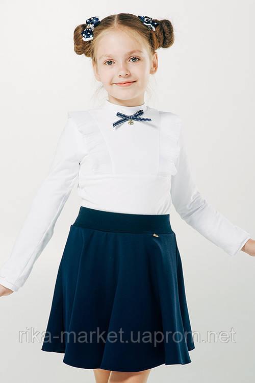 Подростковая школьная юбка для девочки, ТМ Смил, 120213, возраст 11 - 14 лет