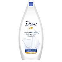 """Крем-гель для душа Dove """"Питание и увлажнение"""" (700мл.)"""
