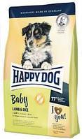Happy Dog Baby Lamb & Rice 4кг - корм для щенков крупных и средних пород