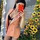 Очаровательный женский летний костюм: жакет без рукавов + шорты со стразами, фото 8