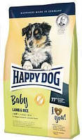 Happy Dog Baby Lamb & Rice 10 кг - корм для щенков крупных и средних пород