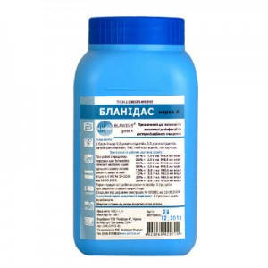 Бланидас порошок антисептик банка 1кг, фото 2