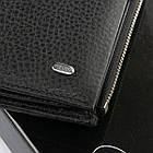 Кожаное портмоне DR. BOND черного цвета, фото 2