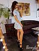 Льняное платье в полоску, фото 2