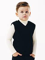 Жилет для мальчика, ТМ Смил, 116422, возраст 6 - 10 лет