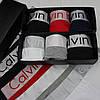 Подарочный набор мужских трусов боксеры Steel 3 шт, фото 2