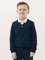 Пиджак для мальчика, ТМ Смил, 116417, возраст 6 - 10 лет