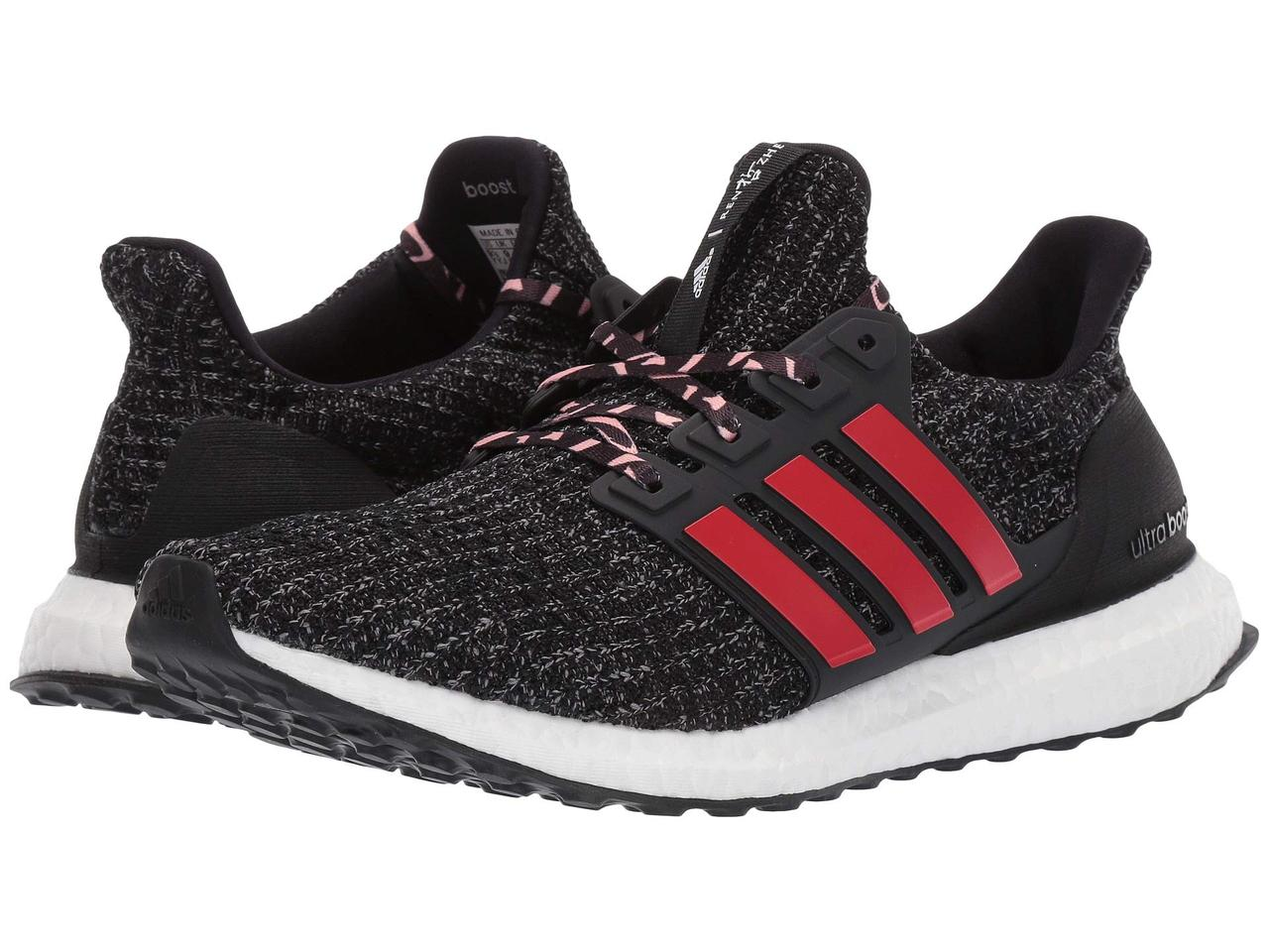 8922274655c8e6 Кроссовки/Кеды (Оригинал) adidas Running UltraBOOST Core Black/Scarlet/Grey  Three