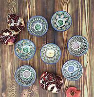 Узбекская пиала ручной работы d 9 см. Керамика