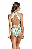 Модный слитный купальник с тропическим принтом  LARISSA MINATTO, фото 2