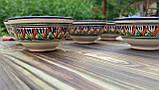 Узбекская пиала ручной работы ~200 мл, d 11 см. Керамика, фото 2