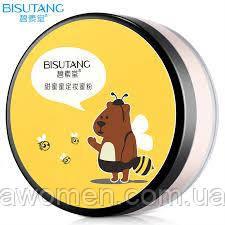 Минеральная пудра для матирования Bisutang Honey Makeup Powder (Natural) 5 g