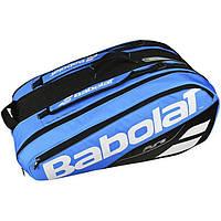 Чехол Babolat RH X 12 Pure drive blue