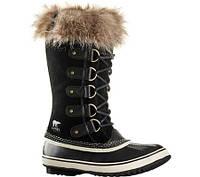 Женские ботинки Sorel Joan Of Arctic Lace Boot Black/Stone