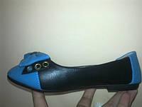 Туфли женские/подрост, р.35,36,37., фото 1