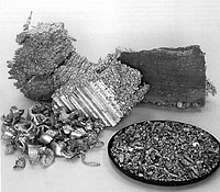 Металлолом черный лом