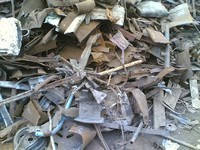 Металлолом лом металлов сталь чугун оцинковка от 20т, фото 1