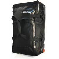 Сумка для пловцов HEAD Travel Bag (Чёрный)