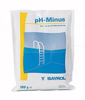 Средство для ухода за водой pH-Minus, 0.5 кг  003-0050
