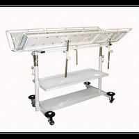 Стол операционный ветеринарный СОВ, Операционный хирургический стол
