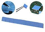 Термопрокладка СР 2,0мм 10х10 мм высечка 10шт синяя высечка термоинтерфейс для ноутбука, фото 3