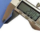 Термопрокладка СР 2,0мм 10х10 мм высечка 10шт синяя высечка термоинтерфейс для ноутбука, фото 4