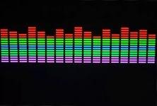 Эквалайзер 5ти цветный 70*16см