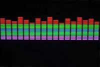 Эквалайзер 5ти цветный 70*16см, фото 1