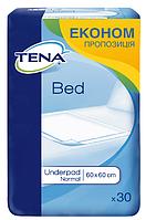 Одноразові вбираючі пелюшки Tena Bed Normal 60x60 (30шт.)