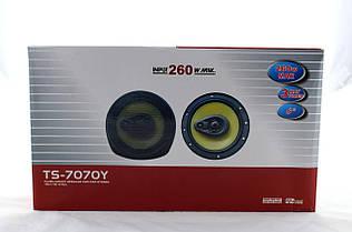 Автомобильные колонки TS 7070 max 260w 16