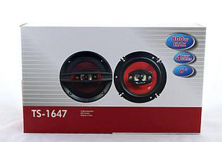 Автоакустика колонки Pioneer TS-1647