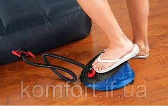 Насос ножной Intex 69611 (29 см. - 3 литра), фото 2