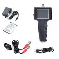 Автономный портативный тестер для охранных CCTV камер 2.5 дюймовым LCD монитором (мод. KY-2506)